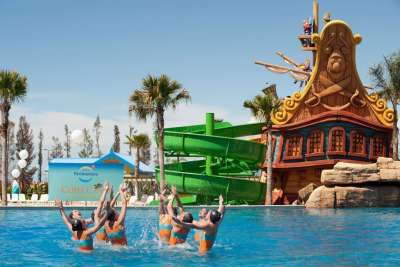port aventura inaugure nouveau parc aquatique costa caribe port aventura parcs