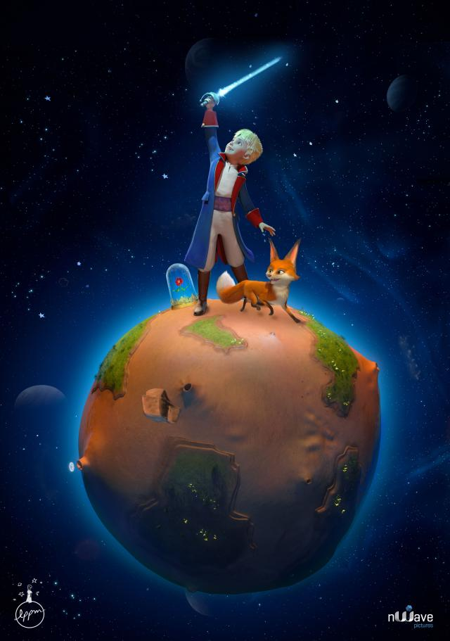 Une Nouvelle Plan 232 Te Pour Le Petit Prince Le Futuroscope