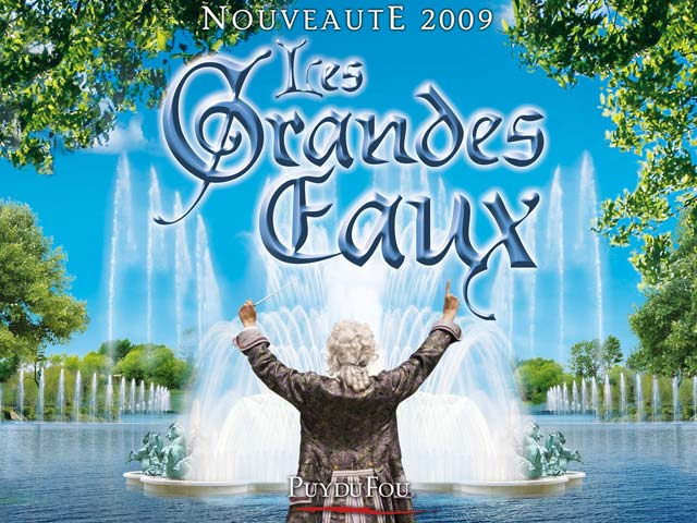 grandes eaux spectacles animations grand parc puy du fou. Black Bedroom Furniture Sets. Home Design Ideas
