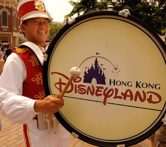 Hong Kong Disneyland Band