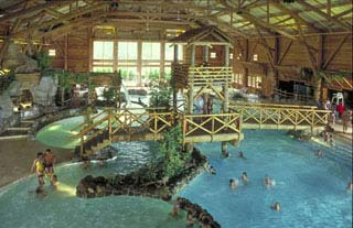 Disney 39 s davy crockett ranch for Piscine hotel davy crockett